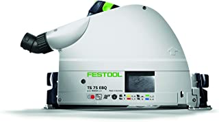 Festool 575389 Plunge Cut Track Saw Ts 75 EQ-F-Plus USA