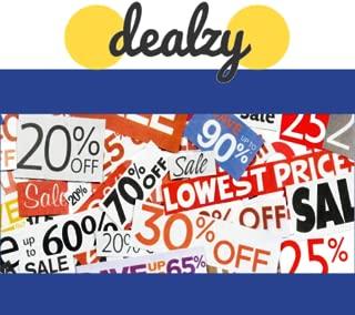 Shopping deals and money saver - Dealzy