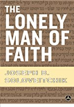 Best joseph b soloveitchik Reviews