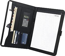 trasparente con tasca per documenti dimensioni A5//A6//A7,/busta porta file con cerniera organizer A6 Kalaokei Busta con chiusura
