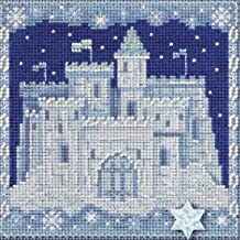 cross stitch winter collection 2017