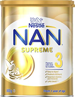 NESTLE NAN SUPREME 3, Toddler 1+ Years Milk Formula, 800g