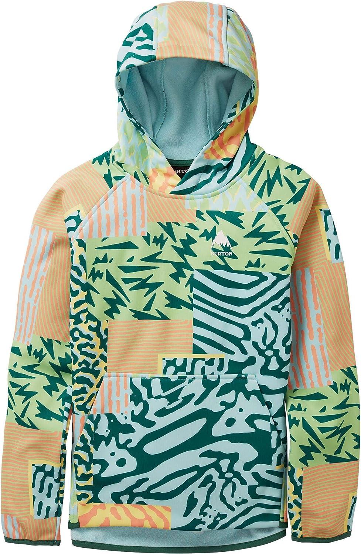 Burton Unisex-Child Crown Weatherproof Pullover Fleece