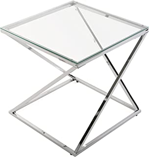 Marque Amazon Movian Table d'appoint 51 x 51 x 51 cm