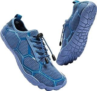 Barefoot Schoenen Heren Waterschoenen Sneldrogende Aqua Schoenen Watersportschoenen Surfschoenen