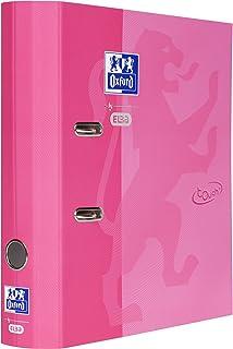 Herlitz cartellina con ELASTICO//DIN A4//in PP//colore trasparente lilla