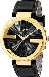 Best gucci interlocking watch black Reviews