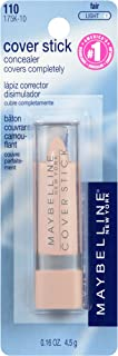 Maybelline New York Cover Stick Fair, Light 1, Fair 110