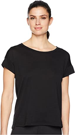 Aria Merino Short Sleeve Scoop