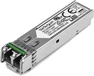 StarTech.com Cisco GLC-ZX-SM-RGD Compatible SFP Module - 1000BASE-ZX Fiber Optical Transceiver (GLCZXSMRGDST)
