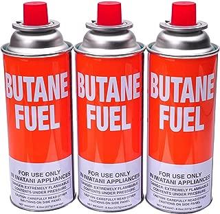 shelf life of butane canister