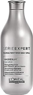 LOréal Professionnel Champú Silver para Cabellos Blancos y Grises - 300 ml
