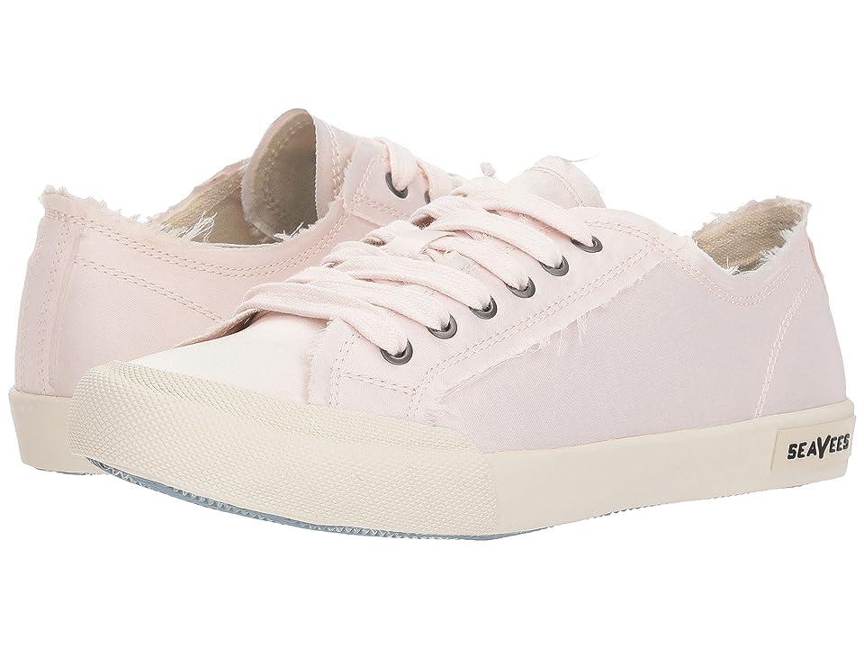 SeaVees Monterey Sneaker Satin (Pearl) Women
