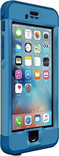 Lifeproof NÜÜD SERIES iPhone 6s ONLY Waterproof Case - Retail Packaging - CLIFF DIVE (BEACHY BLUE/CLEAR/STORMY SEAS BLUE)