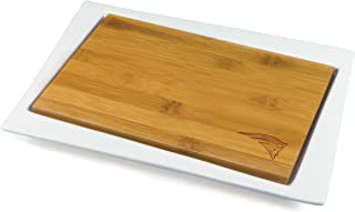 PICNIC TIME NFL Homegating Enigma Serving Tray with Offset Cutting Board