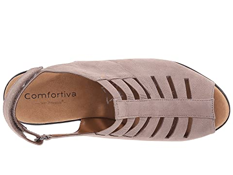 Comfortiva Faye Grey Otago Nubuck Good Selling Cheap Online Reliable Cheap Price Largest Supplier Sale Online Cheap Sale Shop Marketable For Sale ZkZePwV