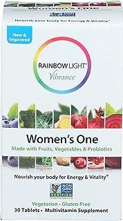 Rainbow Light, Multivitamin Womens One, 30 Count