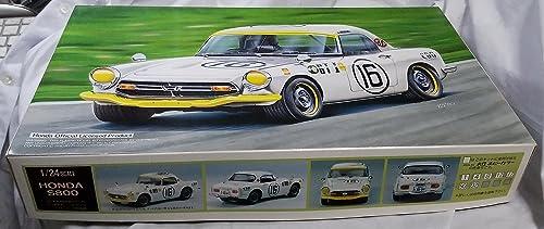1 24 Honda S800 Japan GP 1967 No.16 K.Yabuki