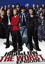 JAPANESE TV DRAMA HiGH&LOW THE WORST EPISODE.0(Blu-ray Disc2??) HiGH (JAPANESE AUDIO , NO ENGLISH SUB.)