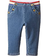Little Marc Jacobs Denim Effect Trousers (Infant)