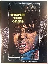 EUROPEAN TRASH CINEMA Volume 2, Number 5