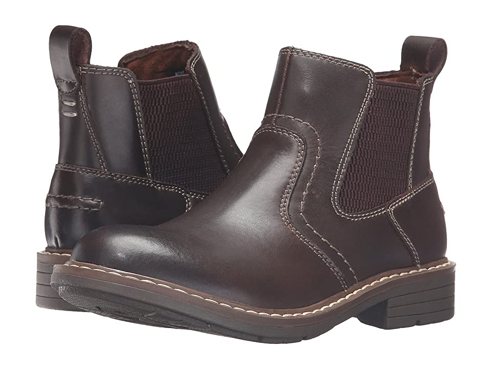 Florsheim Kids Studio Gore Boot Jr. (Toddler/Little Kid/Big Kid) (Brown) Boys Shoes