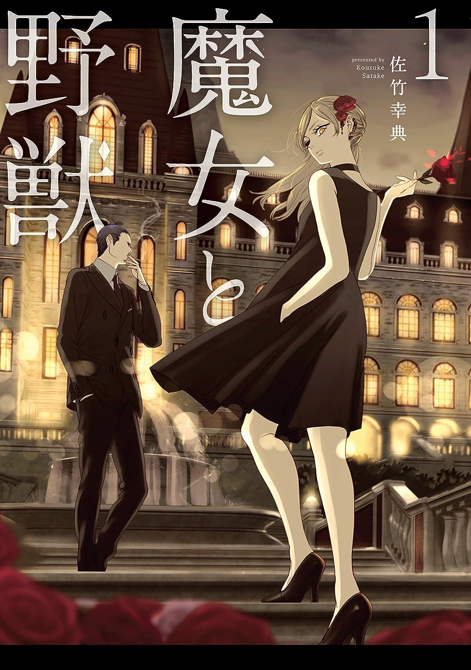 関数マットジーンズ魔女と野獣(1) (ヤングマガジンコミックス)