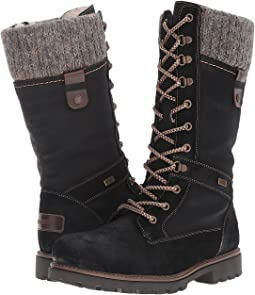 Remonte Remonte D7477 02 | Boots, Combat boots, Leather