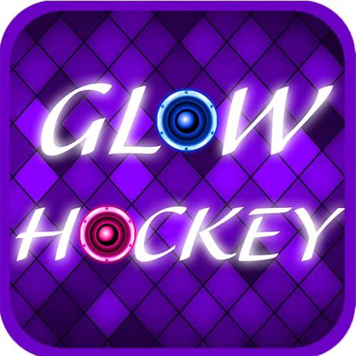 Glow Hockey - Real Striker