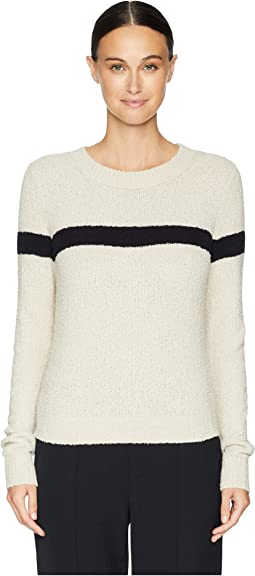 Single Stripe Pullover