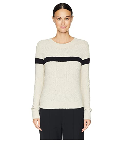 Vince Single Stripe Pullover