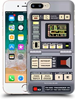 Official Star Trek Tricorder Gadgets TNG Hard Back Case Compatible for iPhone 7 Plus/iPhone 8 Plus