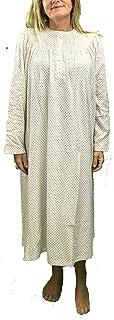 02299 Linclalor Camicia da Notte Manica Lunga in Viscosa Elasticizzata Art