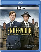 Sponsored Ad - Masterpiece Mystery!: Endeavour Series 3 (UK Edition) Blu-ray