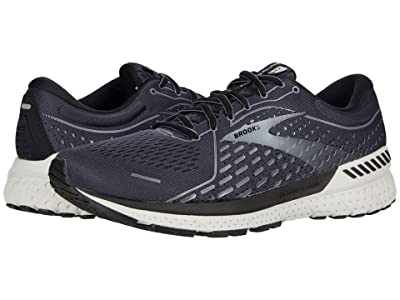 Brooks Adrenaline GTS 21 (Blackened Pearl/Black/Grey) Men