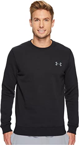 Under Armour - Rival Solid Fitted Crew