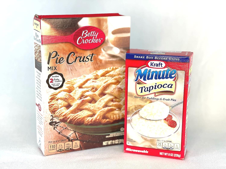 Betty Crocker Pie Crust Mix with Pac Omaha Mall Baking Kraft Minute Tapioca New Orleans Mall