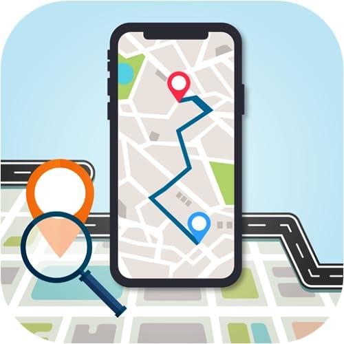 Seguimiento GPS localizar amigo buscar numero