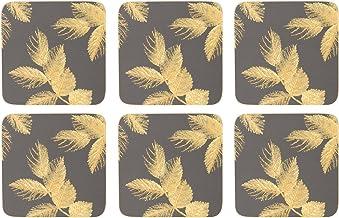 Miller London Pimpernel Etched Coasters