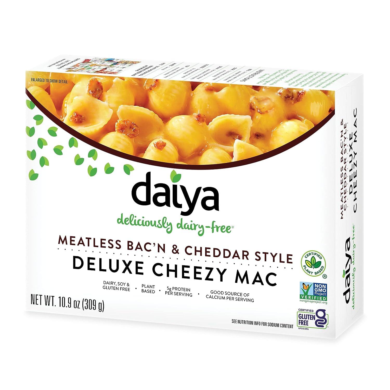 Daiya Cheezy Mac Meatless Bac'n Cheddar :: Style Rich Oklahoma City Credence Mall