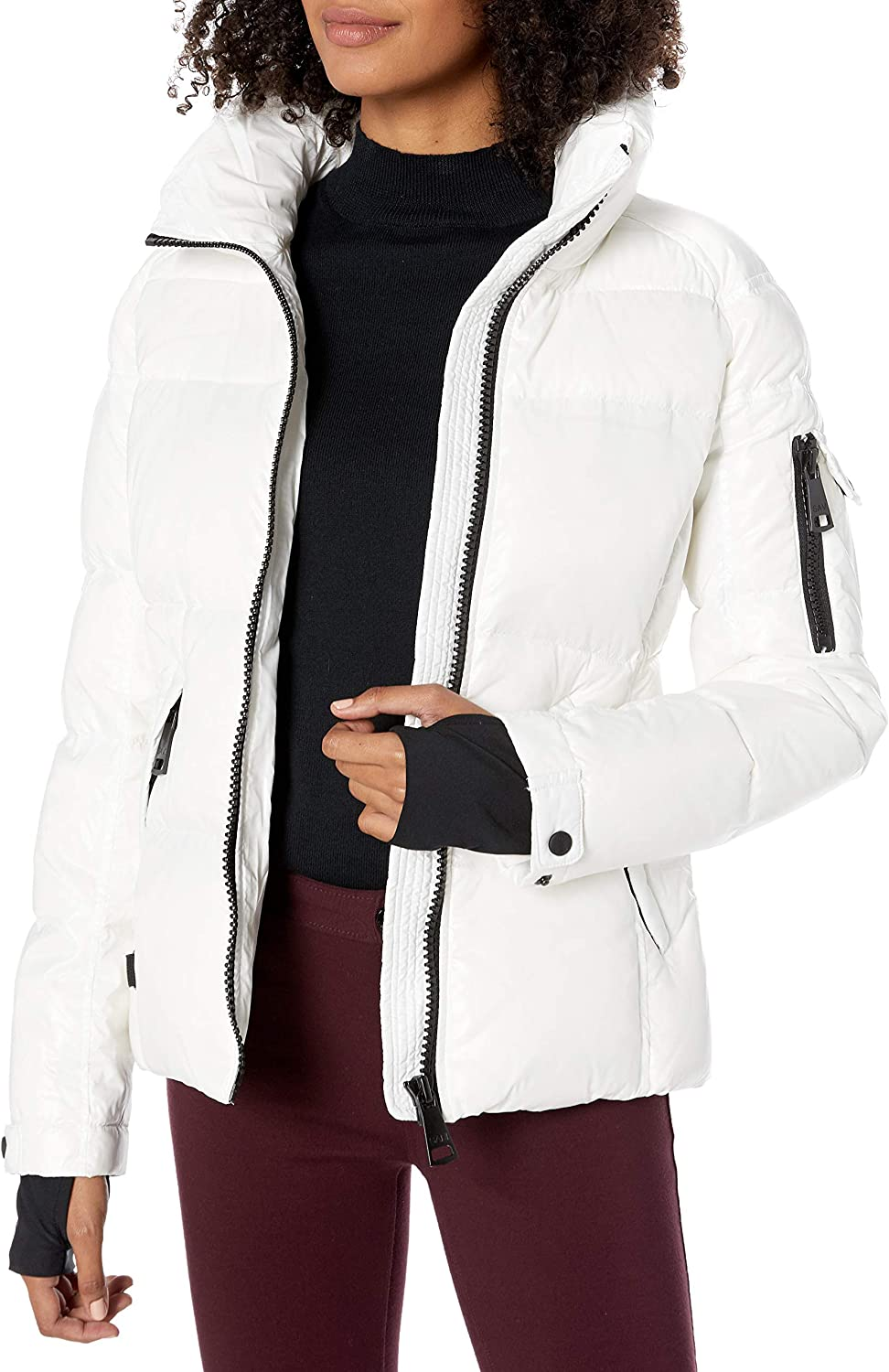 SAM. Sales for sale Women's Freestyle Shaped outlet Down Puffer Jacket
