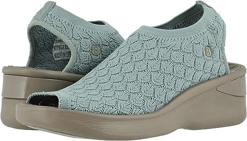 Sage Crochet Knit