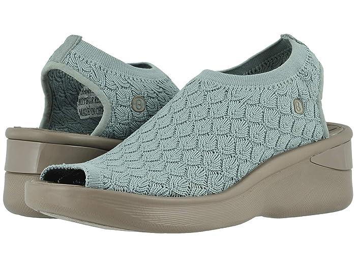 Bzees  Secret (Sage Crochet Knit) Womens Sandals