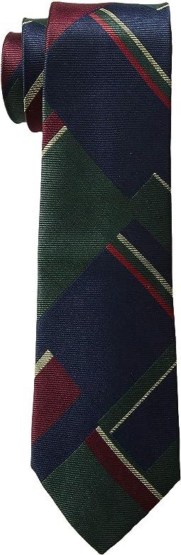 Patchwork Stripe Tie