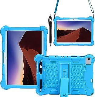 AKNICI 10.1インチケース互換品TECLAST P20HD/M40 タブレット10.1インチ, Blackview Tab8/Tab8E タブレット10.1インチ, Dragon Touch NotePad 102 10.1インチ, M...