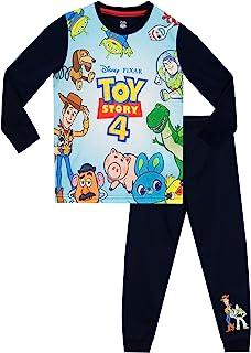 Disney Pijamas de Manga Lunga para niños Toy Story