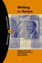 Writing for Kenya (African Sources for African History)