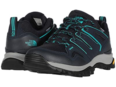 The North Face Hedgehog Fastpack II Waterproof (Urban Navy/Jaiden Green) Women