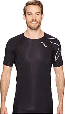 2XU - Compression Short Sleeve Top