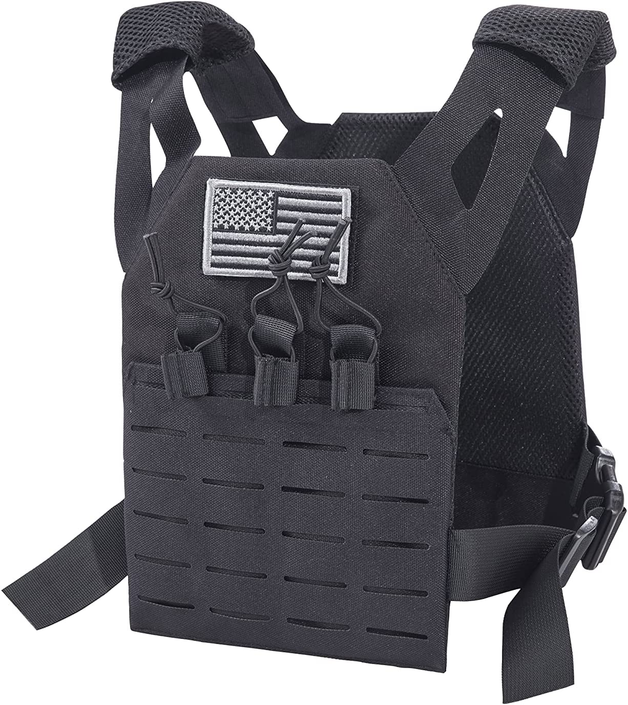 Childrens Small Tactical Airsoft Paintball and Loop Spring new work one after another Hook Vest U low-pricing